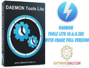 DAEMON Tools Lite 10.6.0.283 With Crack Full Version