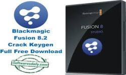 Blackmagic Design Fusion Studio 8.2 Crack Keygen Download
