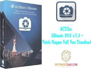 ACDSee Ultimate 2018 v11.0 + Patch/Keygen Full Free Download