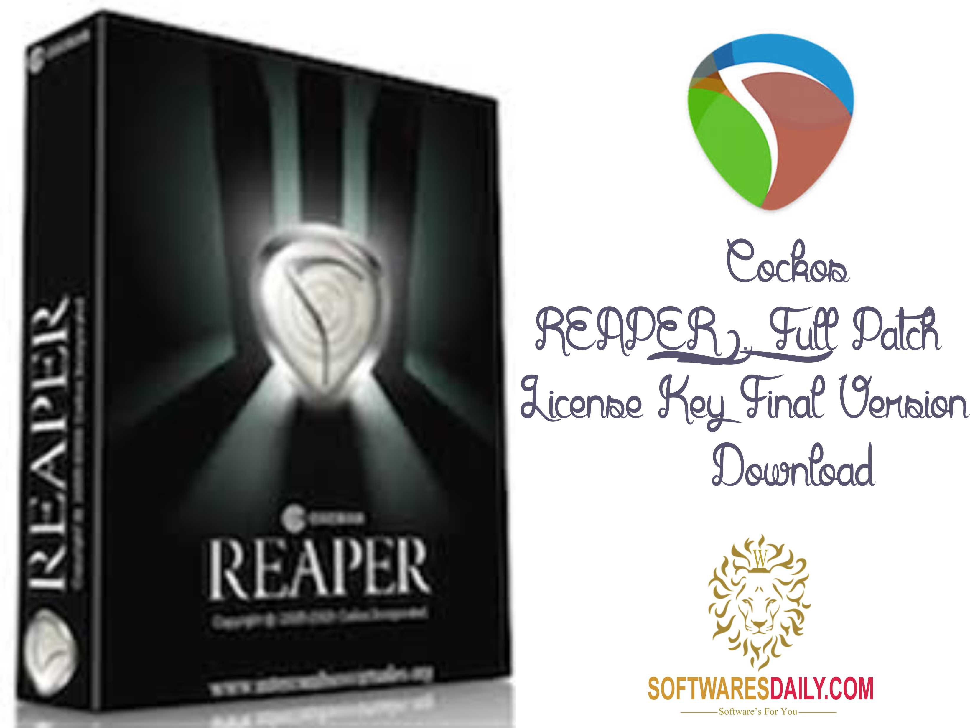 Cockos REAPER 5.60 Full Patch & License Key Final Version Download