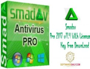 Smadav Pro 2017 v11.4 With License Key Free Download