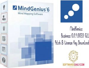 MindGenius Business 6.0.4.6659 Full Patch & License Key Download