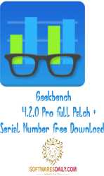 Geekbench 4.2.0 Pro Full Patch + Serial Number Free Download