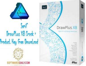 Serif DrawPlus X8 Crack + Product Key Free Download