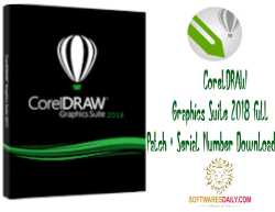 CorelDRAW Graphics Suite 2018 Full Patch + Serial Number Download