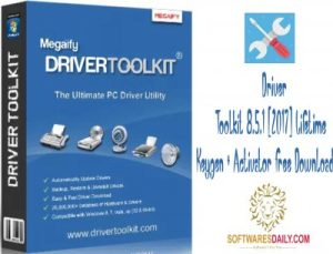 Driver Toolkit 8.5.1 [2017] Lifetime Keygen + Activator Free Download