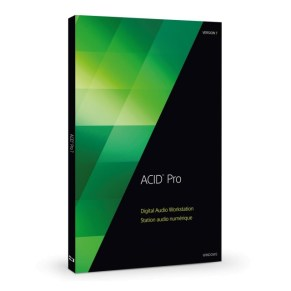 MAGIX ACID Pro Crack 8.0.7 Build 233