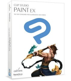 Clip Studio Paint EX Crack 1.8.5 with Keygen 2019 For [Mac + Win]