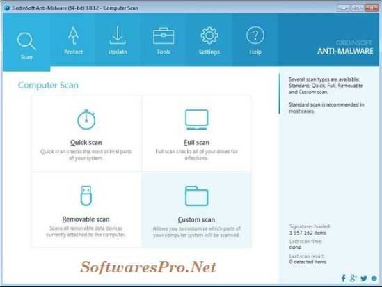 GridinSoft Anti-Malware 3.2.16 Crack