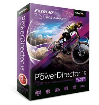 CyberLink PowerDirector Ultimate 15 crack