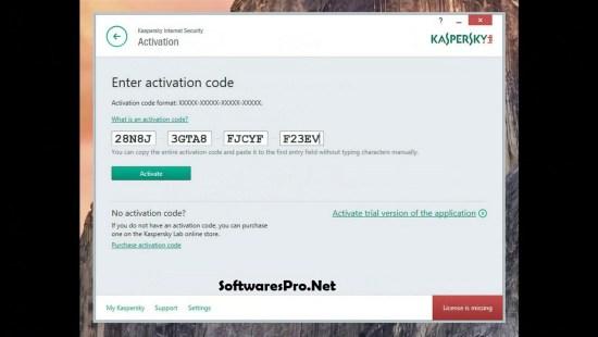Kaspersky Total Security 2018 Keys
