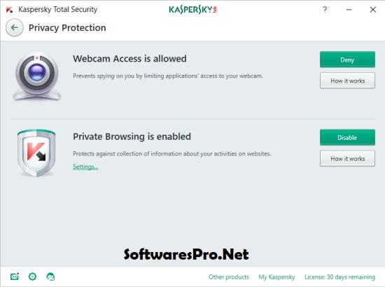 Kaspersky Total Security 2018 Lifetime Activation Code