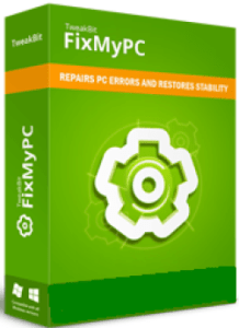 TweakBit FixMyPC Crack