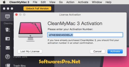 leanMyMac 3 Actvation Code