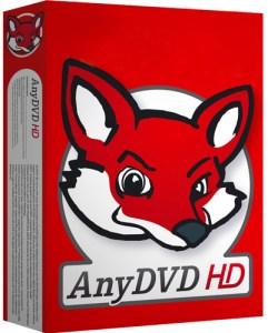 Redfox AnyDVD HD License key