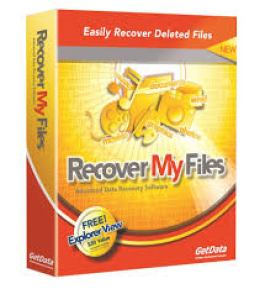 Recover My Files Activation Key