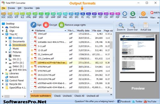 Total PDF Converter Keygen