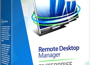 Remote Desktop Manager Enterprise Free Download