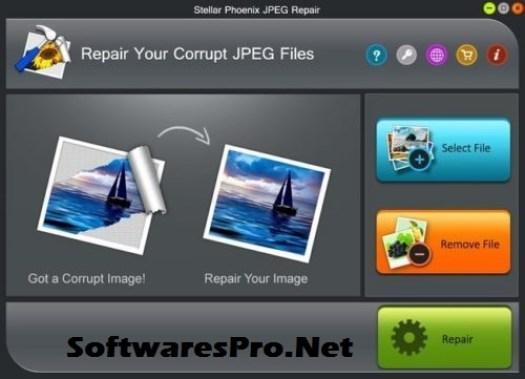 Stellar Phoenix JPEG Repair Serial Key