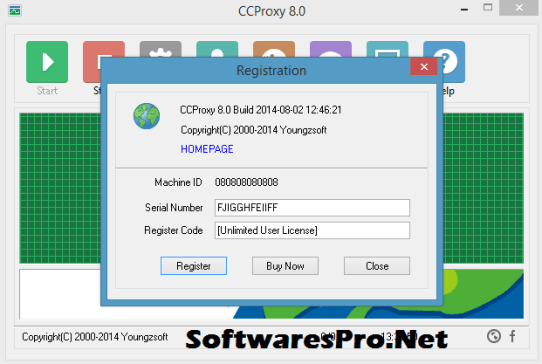 CCProxy Crack