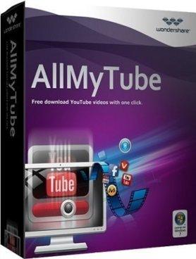 Wondershare AllMyTube Registration Code