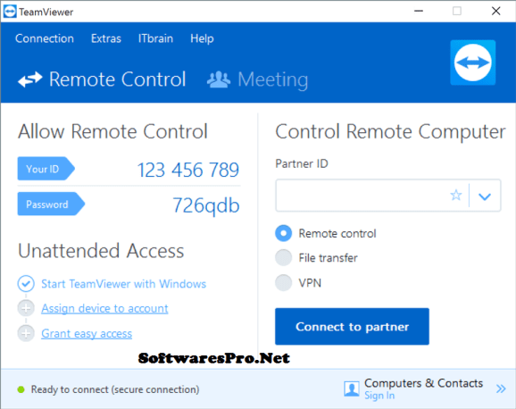 TeamViewer 15 Patch