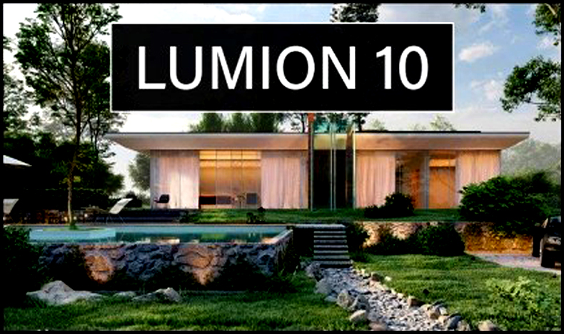 Lumion Pro 10 Free Download