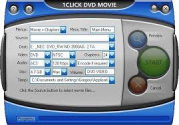 1CLICK DVD Converter Portable