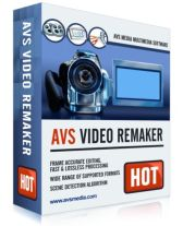 AVS Video ReMaker Activation key