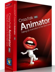 Crazy Talk Animator 3 22 Crack + Activation Code Download Free
