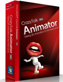 CrazyTalk Animator Crack