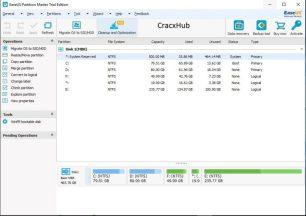 crack easeus partition master 12.5
