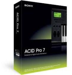 Sony Acid Pro 7 Crack