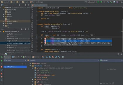 JetBrains WebStorm free Download