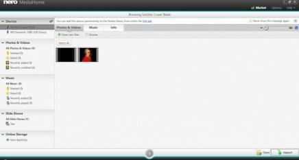 Nero MediaHome Free Download