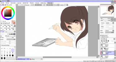 Paint tool SAI Full Version