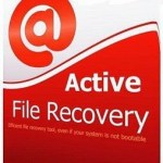 Active@ File Recovery Professional 18.0.2 Crack