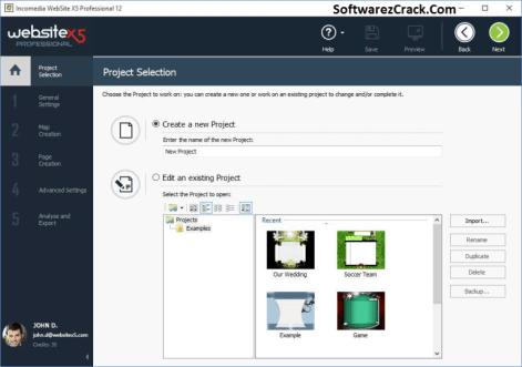 WebSite X5 13 License Key