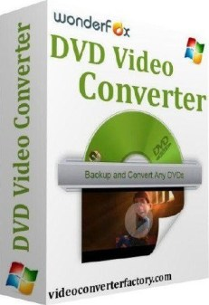 WonderFox DVD Video Converter Serial Keys