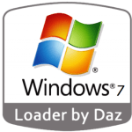 Windows 7 Loader By Daz 2.6.2