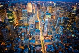 NYC Skyline Louis Columbus