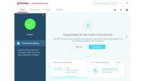 McAfee Internet Security 2020 Crack + License key Free Download