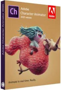Adobe Character Animator CC 2020 v 3.3.1.6 Crack + License key Free Download