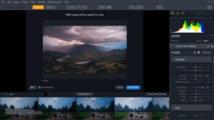 Aurora HDR 2020 Crack + License key Free Download