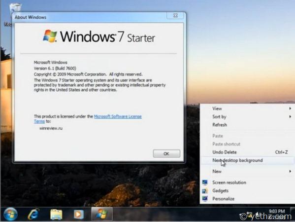 Windows 7 Starter Download Free Full Version Crack + Product Key