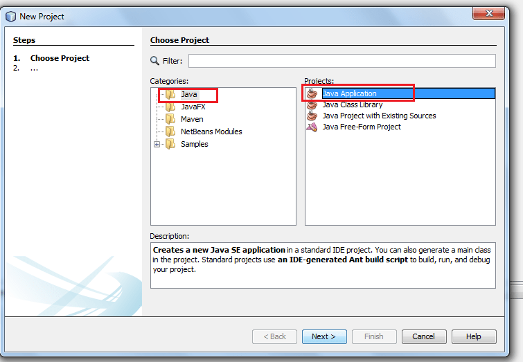 Basic Selenium WebDriver Script in NetBeans using Firefox Browser