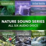 Nature Sound Series 6 CD Set