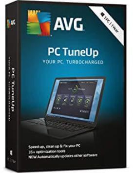 AVG PC TuneUp Crack 2020 Keygen v19.1.1209 Latest Free Download