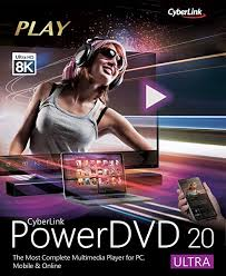 PowerDVD 20.1520 Crack + Product Key with Torrent Free Download