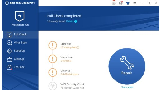 360 Total Security 9.2.0.1372 Crack + License Key Free Download